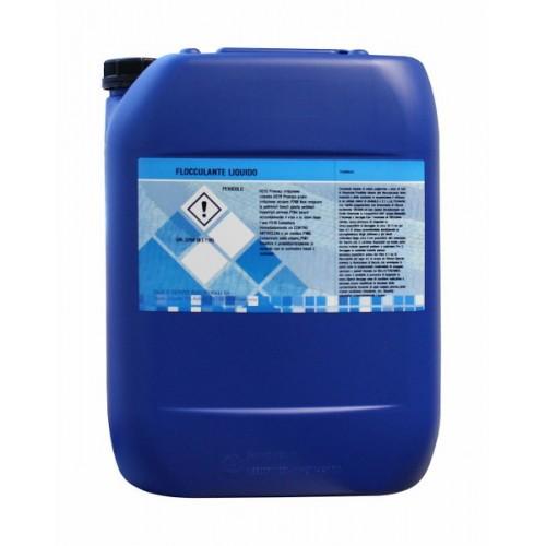 Flocculante liquido 10kg - Antialghe per piscina dosaggio ...